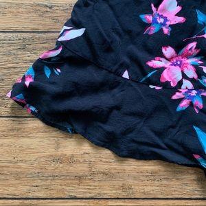 Express Dresses - Express - Floral Spaghetti Strap Flirt Dress